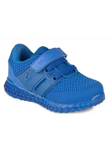 Vicco Vicco Bebe Işikli Spor Ayakkabi 313.B20Y.102 Saks Mavi / 25 Mavi